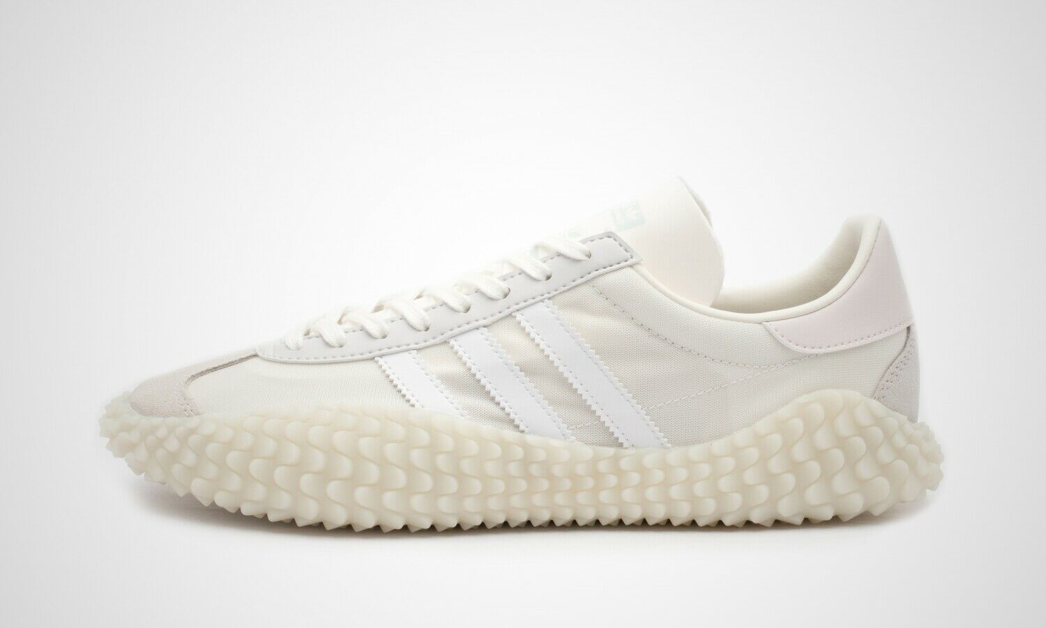 Adidas Country x Kamanda  Never Made - Triple White , Sneaker, Art. G27825, NEU