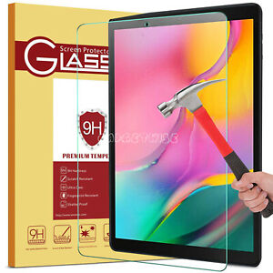 "Tempered glass Screen Guard Film Fits Samsung Galaxy Tab S5e 10.5/"" InchT720//T725"