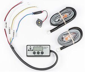 EG01-2-TWIN-SENSOR-Engine-amp-Transmission-Temp-Alarm-suits-Mitsubishi-bus-coach