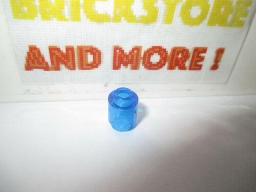 Brick Brique Round 1x1 3062 Trans x10 Choose Color /& Quantity x2 Lego