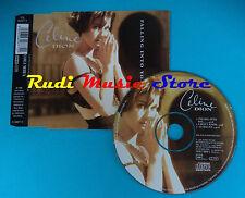 CD Singolo Celine Dion Falling Into You  COL 662877 2 EUROPE 1996 no mc lp(S21)