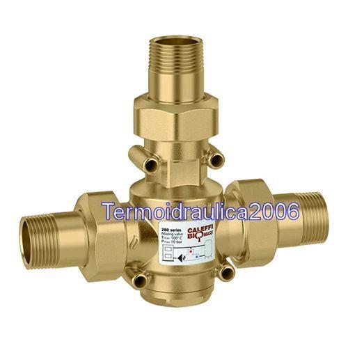 Caleffi 280265 Valvola anticondensa 1/'/' 3.2 m3//h 55°C
