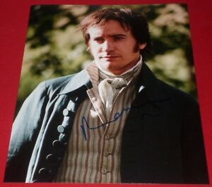 MATTHEW-MACFADYEN-SIGNED-PRIDE-amp-PREJUDICE-CUTE-STILL-8X10-PHOTO-AUTOGRAPH-COA