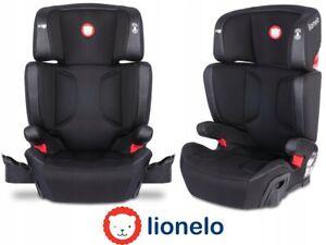 kindersitz hugo schwarz isofix autositz 15 36 kg gruppe ii iii ebay. Black Bedroom Furniture Sets. Home Design Ideas