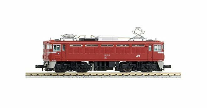 MICRO ACE A 0197 Scale Gauge Train A0197 LOCOMOTIVE ELECTRIC Ed 79-13