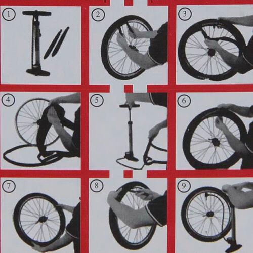 Kenda Mountain Road Bike Bicycle Inner Tube Tyre Tire 28x1-1//2 Schrader Valve