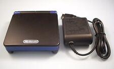 MINT NEW Nintendo Game Boy Advance SP - Black/Blue Handheld System AGS-001 Model