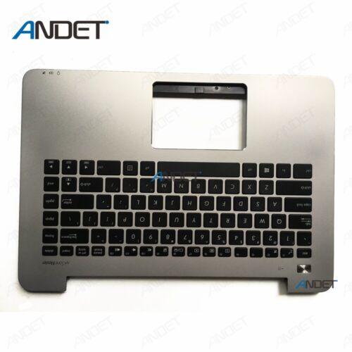New ASUS X455 K455 A455 R455 X455L W419L Y483C F455  Palmrest US Keyboard