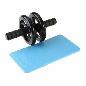 Ab-Roller-Abdominal-Exercise-Wheel-Push-Gym-Fitness-Strength-Training-Machine
