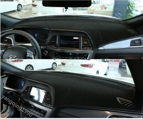 For Hyundai Sonata 2015 2016 2017 2018 DashMat Dashboard Cover Dash Cover Mat
