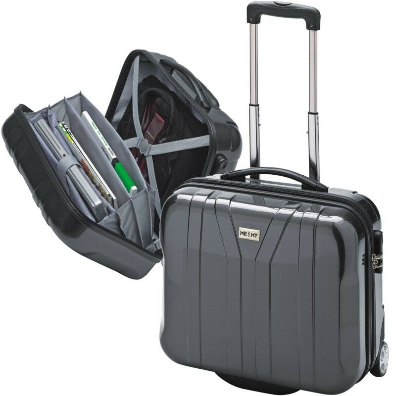 Notebooktrolley Businesstrolley Pilotentrolley Trolley Notebookfach Polycarbonat