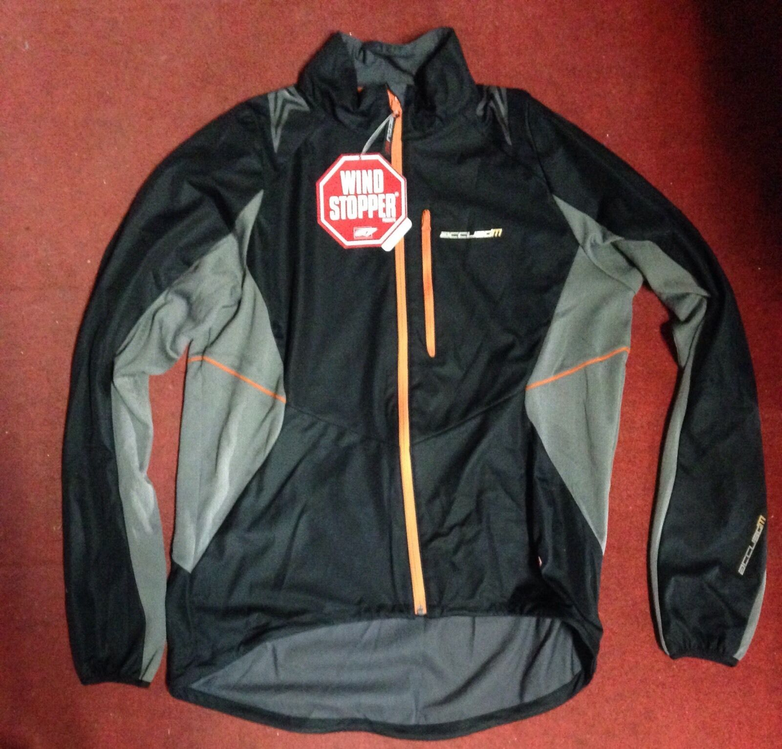 Shimano Accu 3D Giacchetto Jacket  invernale winter wind stopper L  a la venta