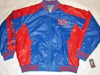 Duquesne Dukes Coat Jacket Mens L Steve & Barry's Letterman Style Pittsburgh