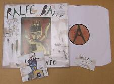 RALFE BAND Son Be Wise 2013 UK vinyl LP + MP3 UNPLAYED