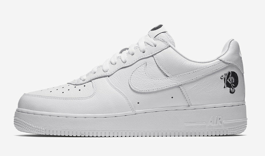 Nike Air Force 1 2017 x Roc-A-Fella White AO1070-101 NEW Men Size US 9.5 NEW AO1070-101 Limited 6c11a1