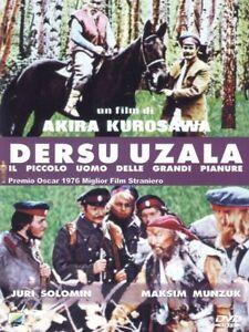 Dvd Dersu Uzala - Il Piccolo Uomo - (1975) *** Contenuti Speciali ***......NUOVO