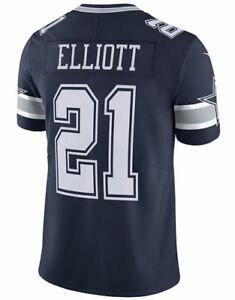 Image is loading Dallas-Cowboys-Ezekiel-Elliott-21-Nike-Vapor-Untouchable- 857ce9265