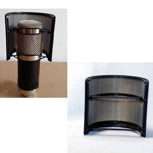 Dual-Layer-Record-Studio-Voice-Microphone-Mic-Windscreen-Filter-Mask-Shield