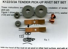 ACTION CARS w/metal bases PICK-UP KIT for American Flyer S Gauge Trains