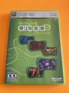 🔥 MICROSOFT XBOX 360  - 💯 WORKING GAME 🔥 XBOX LIVE ARCADE 🔥