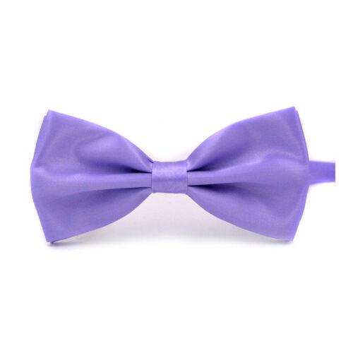 Männer Hochzeit Bowtie Neuheit Tuxedo Krawatte Fliege Klassische Einstellbar