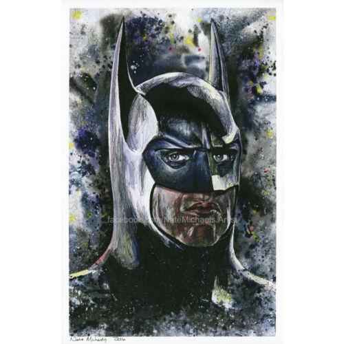 Art Print Poster Batman