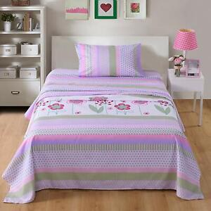 Bed-Sheets-for-Kids-Girls-Boys-Teens-Children-Beds-Set-A14-Sheet