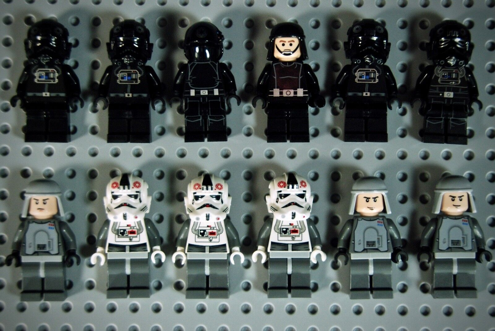 12 LEGO Star Wars Special Imperial Troopers