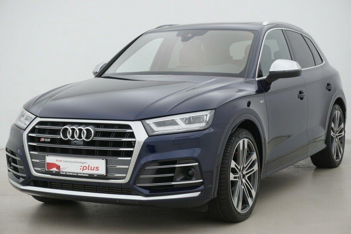 Audi SQ5 - TFSi quattro Tiptr.