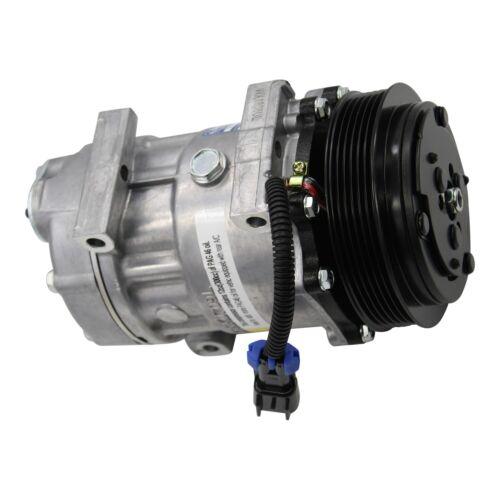 AC Compressor 4494 4891 Volvo Sanden Type