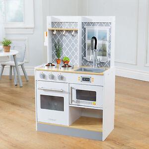 Beau Image Is Loading Kidkraft Let S Cook Kitchen Kidkraft Kitchen Wooden