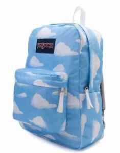 the latest search for newest hot-selling official Details about Jansport Superbreak Backpack JS00T15013D0 PARTLY CLOUDY