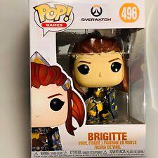496 Brigitte Funko Pop Overwatch