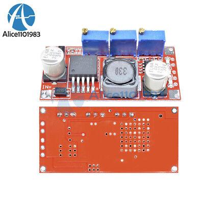 2pcs DC-DC LM2596 Step-down Adjustable CC//CV Power Supply Module LED driver