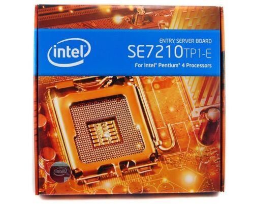 Intel Server Board SE7210TP1-E Socket 478 ATI Rage E7210 ATX DDR Retail  *New*