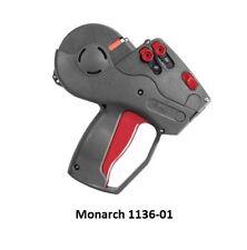 New Monarch 1136 01 Label Gun 2 Line Pricing Gun Authorized Monarch Dealer