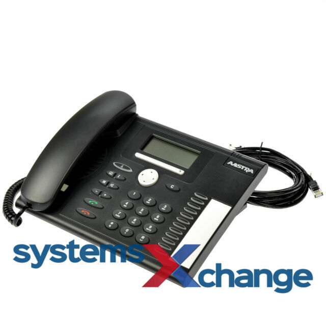 Aastra Office 70 IP Phone Grade A- 12 Month Warranty - Inc VAT-W/O POWER SUPPLY
