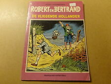 STRIP / ROBERT EN BERTRAND 40: DE VLIEGENDE HOLLANDER | 1ste druk