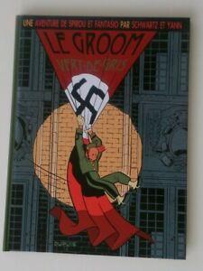 Schwartz-Yann-Spirou-Le-groom-vert-de-gris-EO