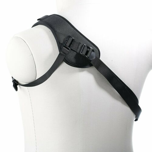 Movo NS3 Rapid Action Over-The-Shoulder Camera Sling Strap w// Quick Release Clip