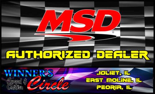 MSD 84085 MSD Cap//Rotor Kit PN 8408, PN 8423