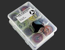 DLX Luxe 3x color coded o-ring rebuild kit by Flasc Paintball