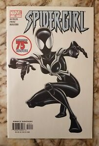 SPIDER-GIRL #75 VF/NM BLACK COSTUME VENOM 1 DAUGHTER OF