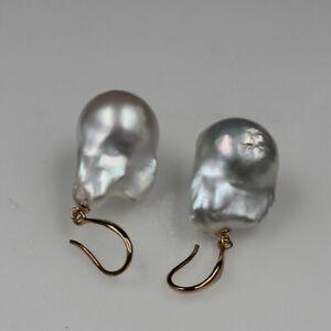 25x15-mm-White-Keshi-Baroque-Pearl-Earrings