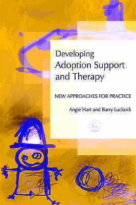 1 of 1 - Developing Adoption Support and Therapy: New Approaches for Practice-ExLibrary