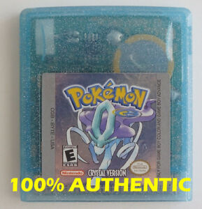 ORIGINAL-AUTHENTIC-Pokemon-Crystal-Version-Can-Save-New-Battery-Game-Boy-Color