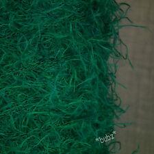 UNIQUE SOFT KID MOHAIR MERINO WOOL EMERALD GREEN 250g CONE 5 BALL DK DOUBLE YARN