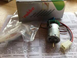 Direct Power Drive Sets Robbe 400/45 Moteur, Hélice-afficher Le Titre D'origine Facile à Utiliser