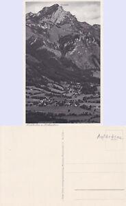 Kleinformat Fischbachau und Birkenstein mit Wendelstein stamüsdealer