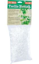 "Trellis Netting Polyester Net 5' X 30' W/ 3.5"" Mesh Plant Support BAY HYDRO"